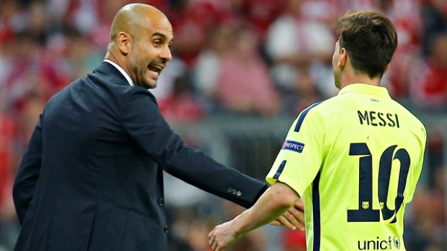 Guardiola: Tüm zamanların en iyisi