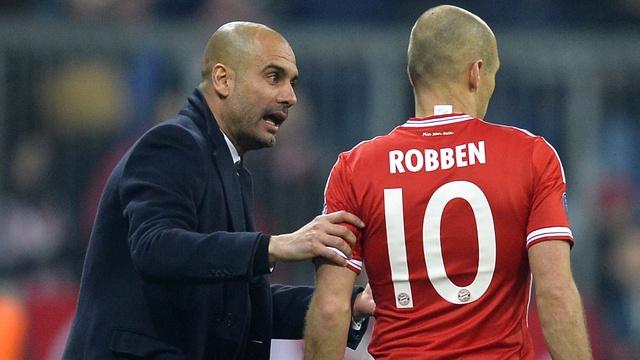 Guardiola: Robben çok mu bencil?