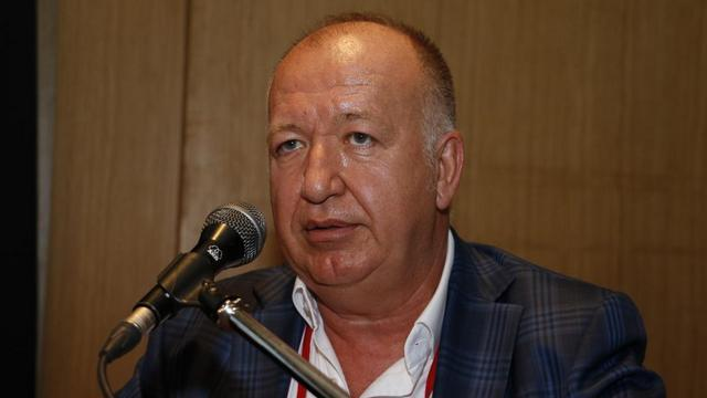 Antalyaspor'da Gültekin Gencer yeniden başkan