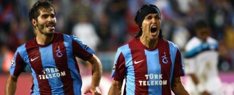 Trabzonspor'da Dalya Heyecanı
