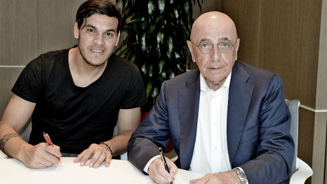 Milan'dan Beşiktaş'a transfer çalımı