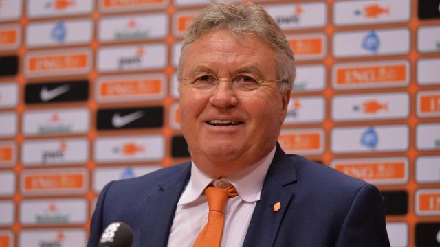 Hiddink dönemi bitti!