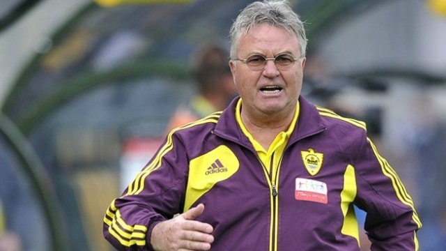 Hiddink'ten şok karar!