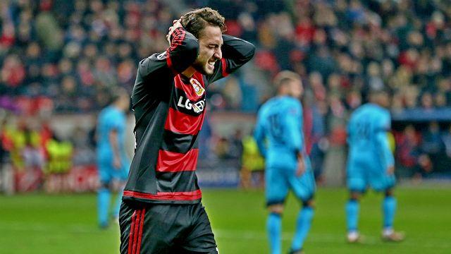 Hakan, Leverkusen'e yetmedi