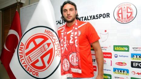 Antalyaspor'a Yeni Kaleci