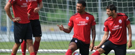 Galatasaray'da Hakan Balta Şoku