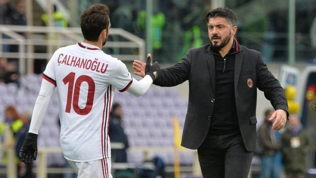 Hakanlı Milan finalde!