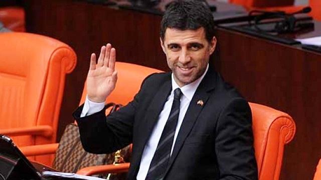 Hakan Şükür Lig TV'ye veda etti
