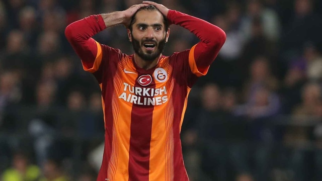 Galatasaray'da Hamit şoku