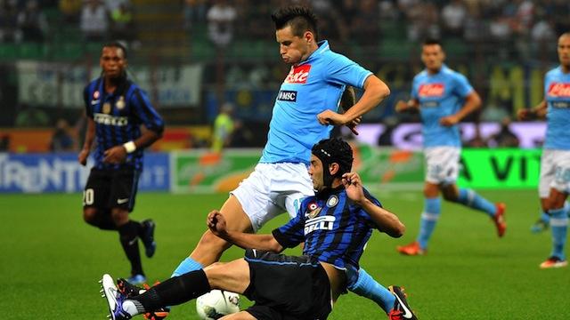 Inter'de Chivu ile yollar ayrıldı