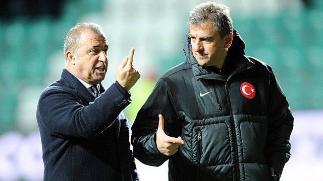 'Galatasaray ile görüştüm'