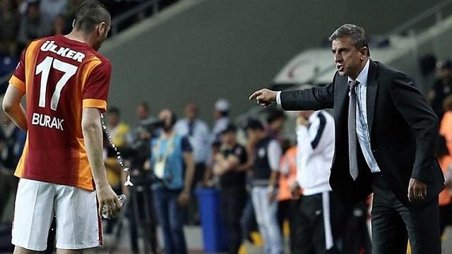 Galatasaray'da sıkı yönetim