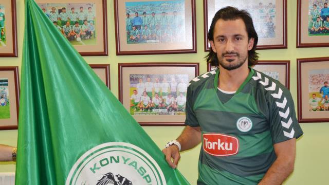 Konyaspor'da eski bir Aslan