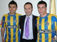 Ankaragücü'ne Trabzon'dan 2 Takviye