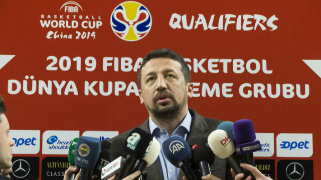 Türkoğlu: Dünya Kupası'na gitmeye hak kazanacağız