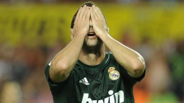 Higuain: Real'den giderken ağladım