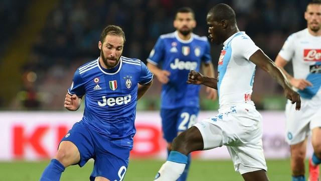 Juventus finale yükseldi
