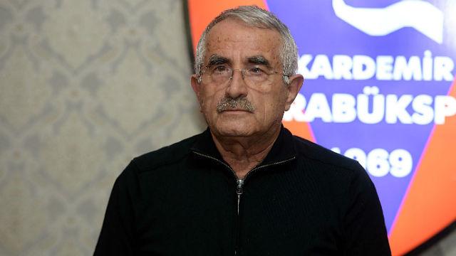 Karabükspor Başkanı Tankut istifa etti