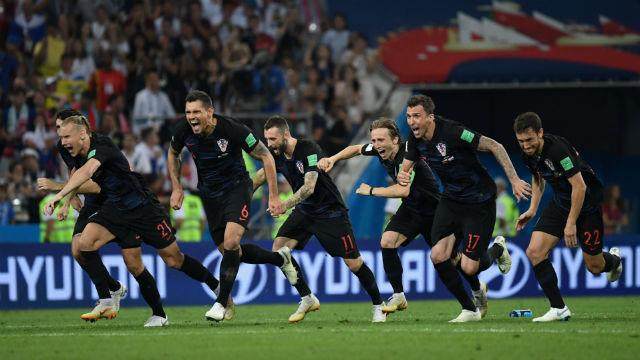 Son bilet Hırvatistan'ın! İşte eşleşmeler...