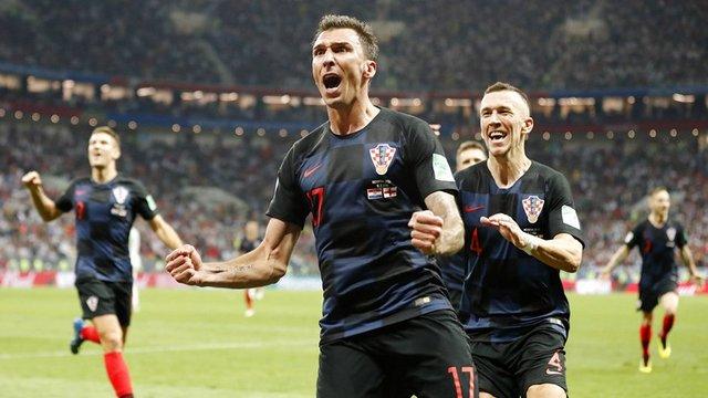 Dünya Kupası'nda finalin adı Fransa - Hırvatistan!
