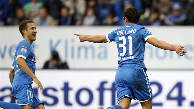 Schalke'ye Hoffenheim Engeli