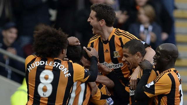 Liverpool'a Hull City şoku!