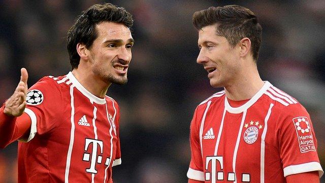 Bayern idmanında kavga!