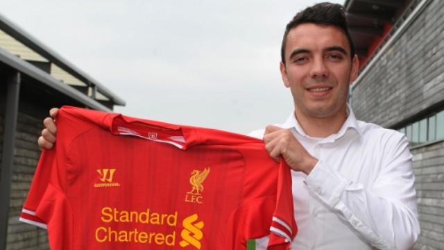 Liverpool'a İspanyol Golcü