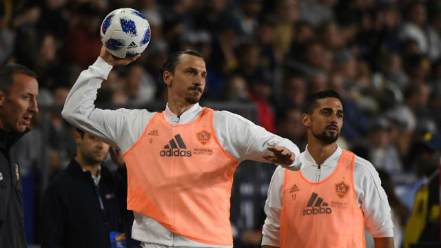Ibrahimovic eleştiri oklarının hedefi oldu