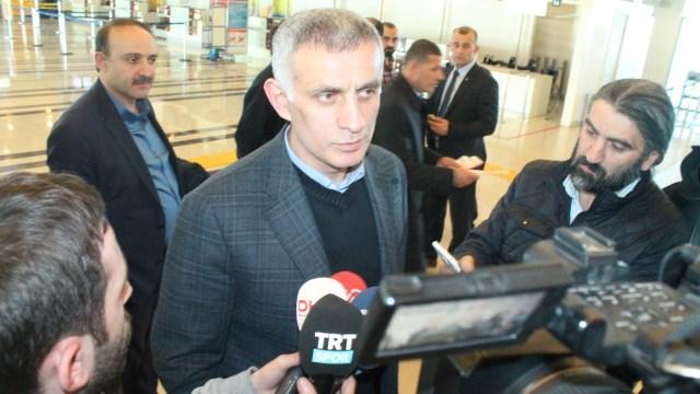 Hacıosmanoğlu: Hata olursa maç bitmez