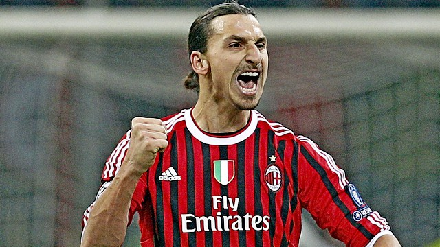 Ibrahimovic, Milan yolunda...
