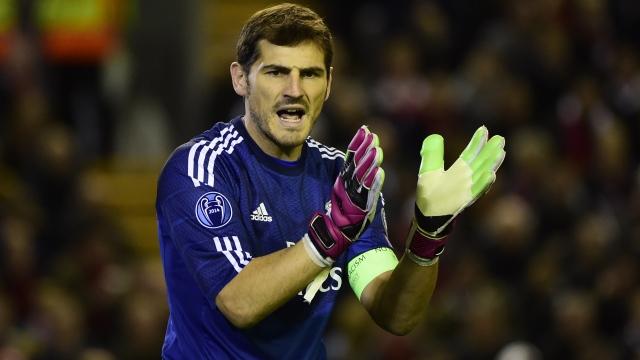 Casillas Porto'ya doğru!