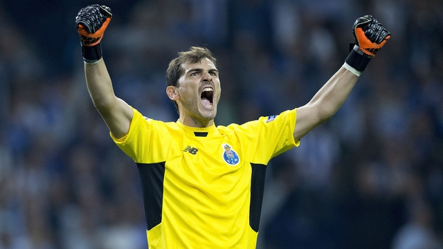 Casillas efsane kaleciyi de geçti
