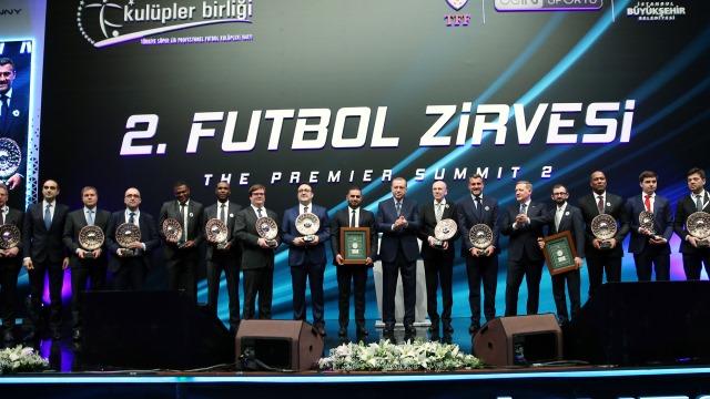 2. Futbol Zirvesi düzenlendi