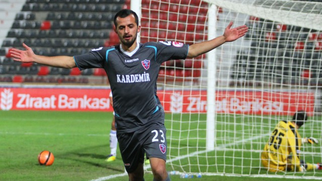 Erciyesspor'a yeni golcü