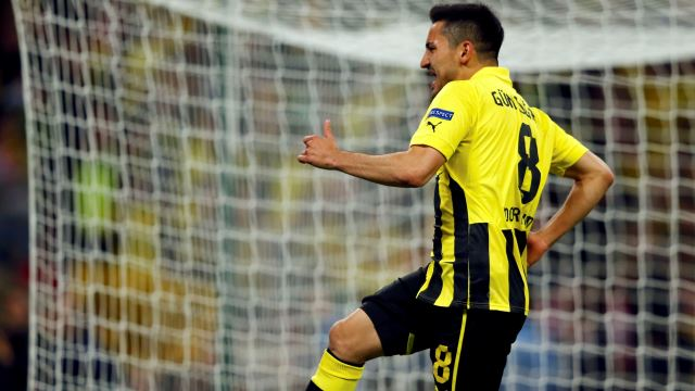 Dortmund nihayet kazandı