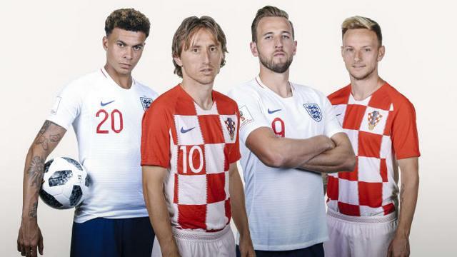 İngiltere'nin adı, Hırvatistan'ın tadı! Son finalist kim olacak?