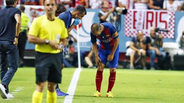Barcelona avantajı kaptı ama...