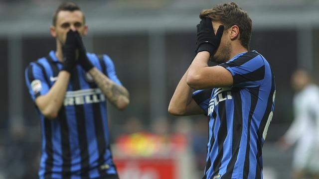 Inter'e son dakika darbesi