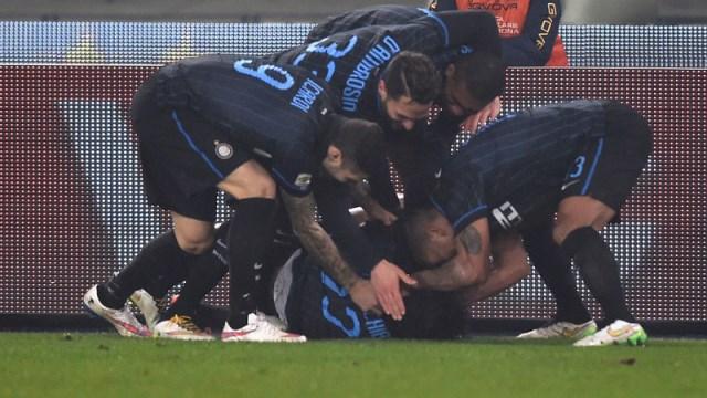 Mancini siftah yaptı