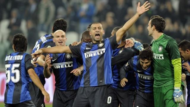 Inter kafayı yedirtti