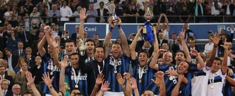 Şampiyon Inter!