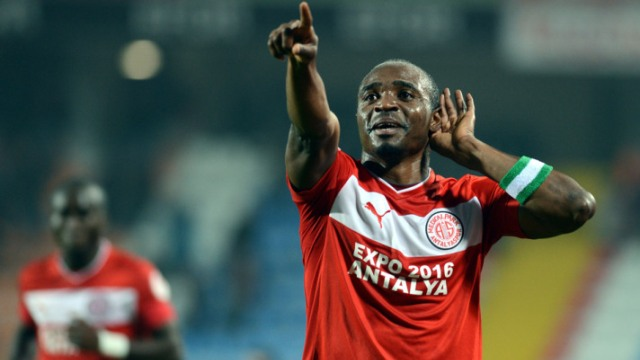Antalyaspor'a iyi haber