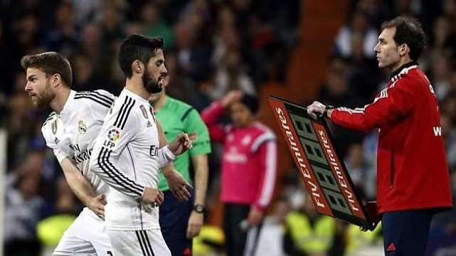 Real Madrid bu değişikliği konuşuyor