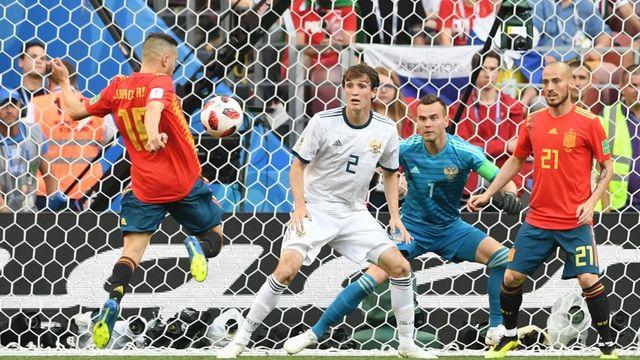 Rusya penaltılarla çeyrek finalde!