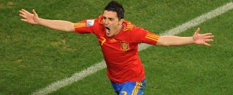 Paraguay-İspanya Maçına Doğru