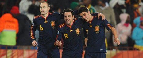 İspanya İlk Kez Yarı Finalde
