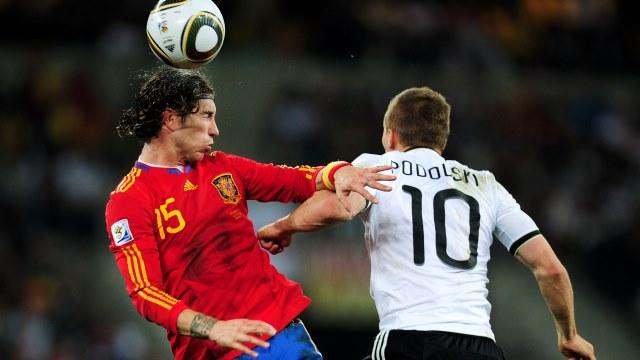 Almanya'nın İspanya kabusu