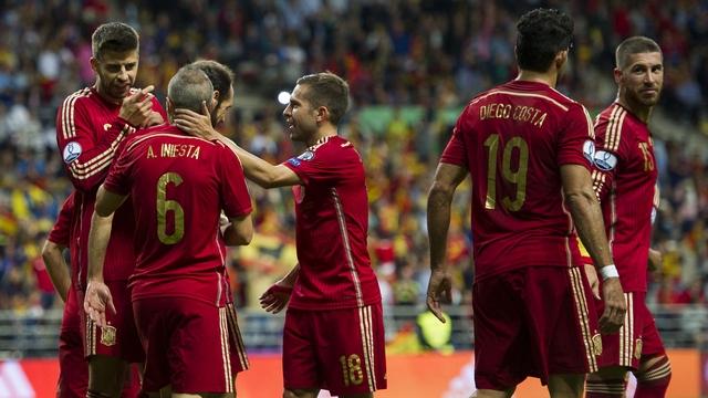 İspanya kadrosu açıklandı