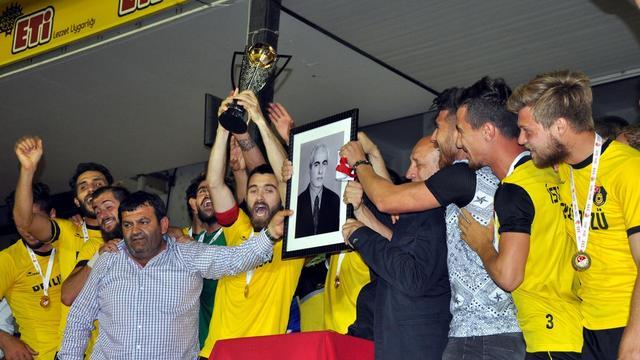 İstanbulspor tam beş sezon sonra!